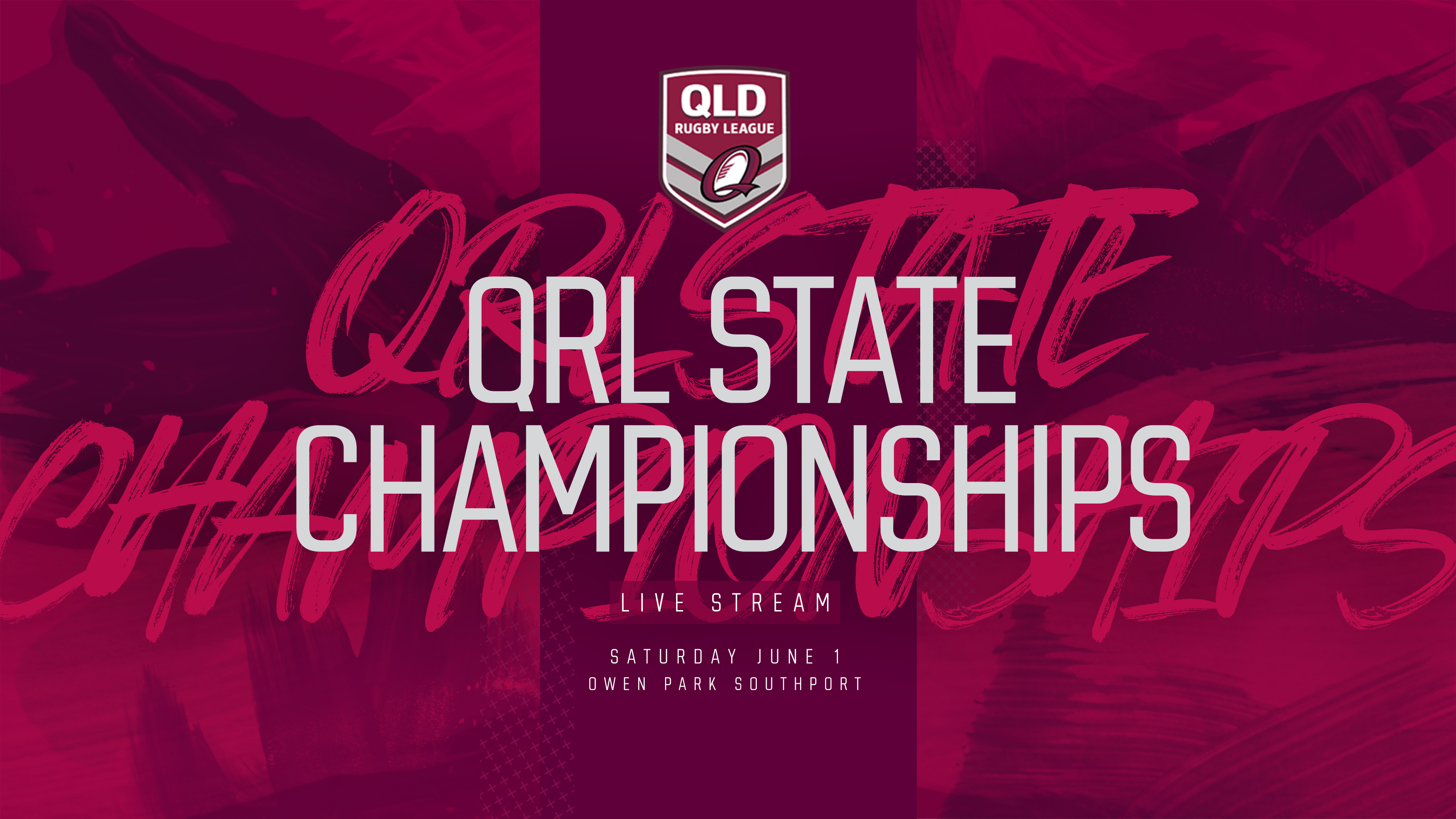LIVE STREAM: QRL State Championships Day 1